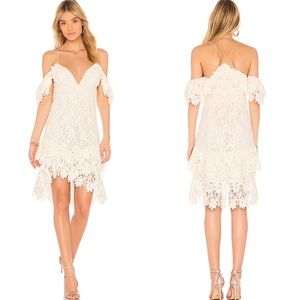 NEW! Saylor | Revolve Dana Lace Cocktail Dress
